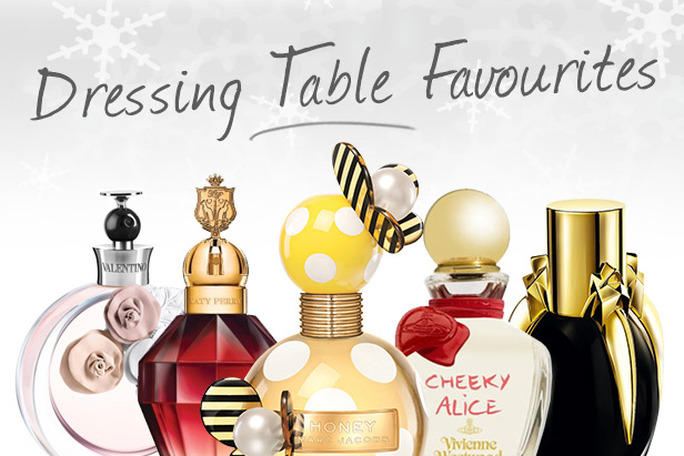 Meet Your New Dressing Table Favourites