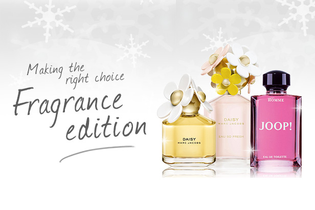 Making The Right Choice – The Fragrance Edition