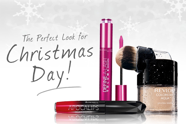 The Perfect Look for Christmas Day