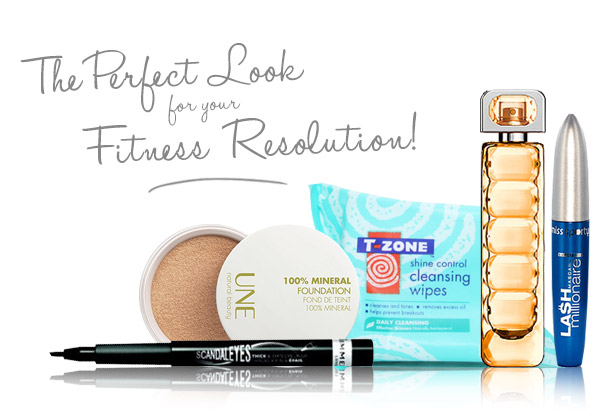 The Perfect Look For Your Fitness Resolution