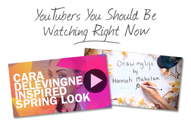 5 YouTubers You Should Be Watching Right Now