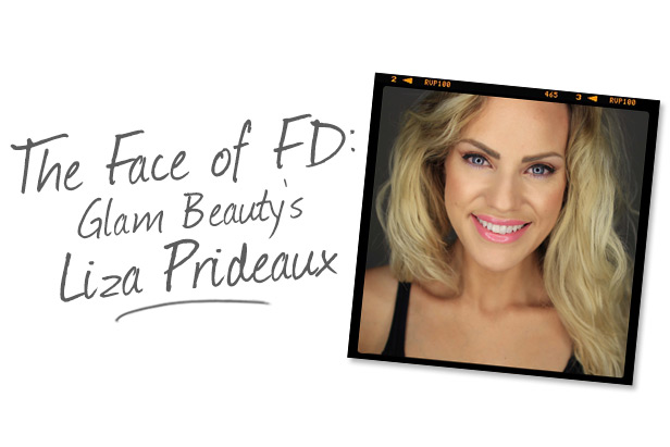 FACE OF FD… Introducing Liza Prideaux
