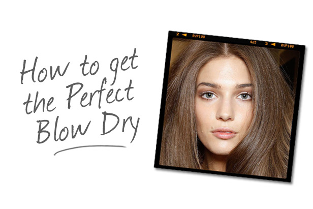 Techniques Masterclass: The Perfect Blow Dry