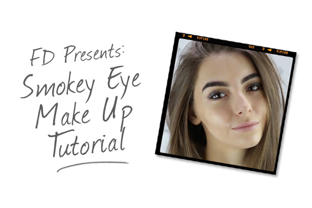 FD Presents: Smokey Eye Tutorial