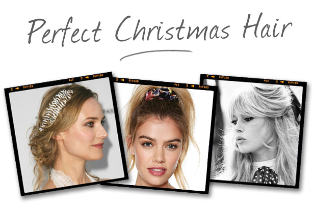 Perfect Christmas Hair