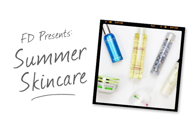 FD Presents: Summer Skincare