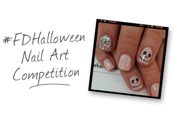 #FDHalloween Nail Art Competition