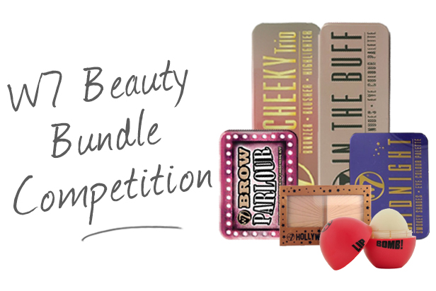 W7 Beauty Bundle Competition