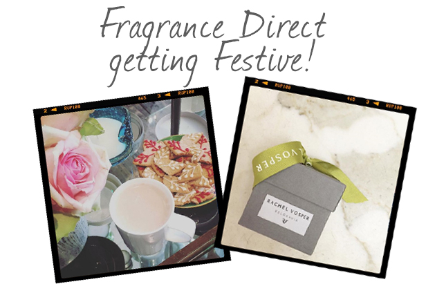 Fragrance Direct getting Festive!