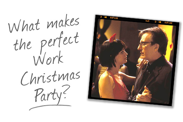 What Makes the Perfect Work Christmas Party?