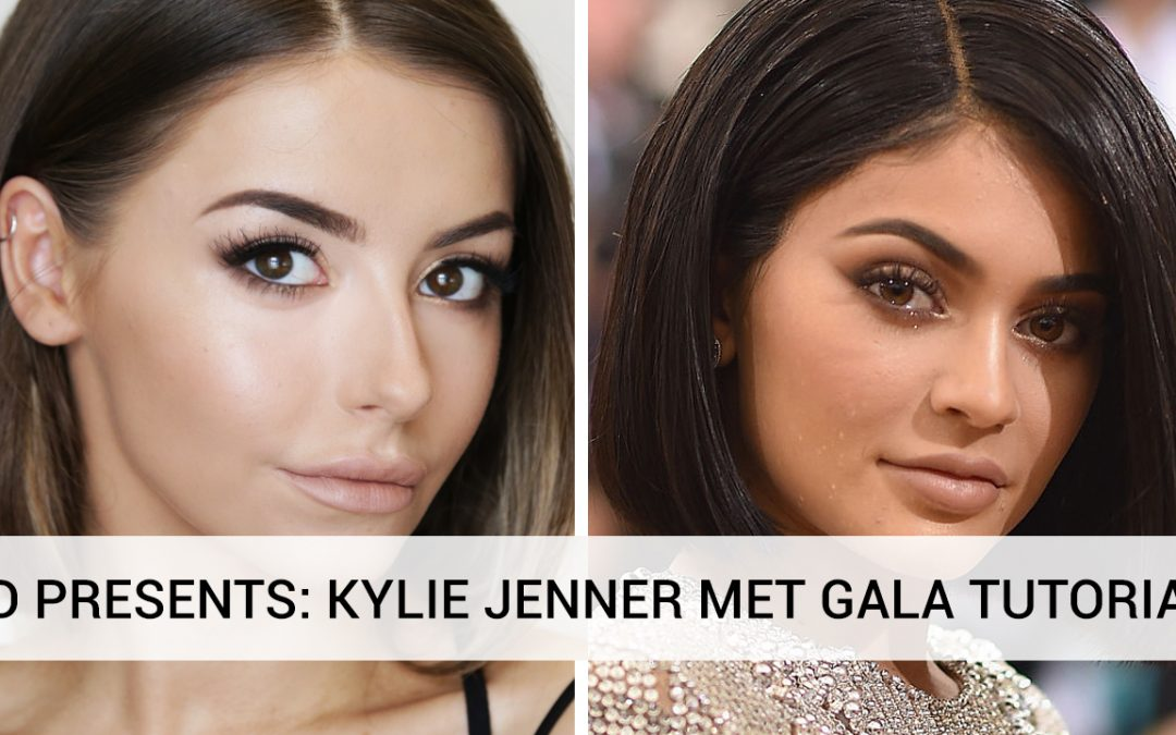 Get The Look: Kylie Jenner at the Met Gala!