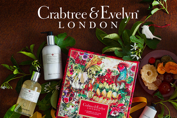 New Brand: Crabtree & Evelyn