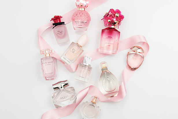 Scents for Spring Weddings