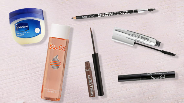 Our Tips For Easy Eyebrow Maintenance