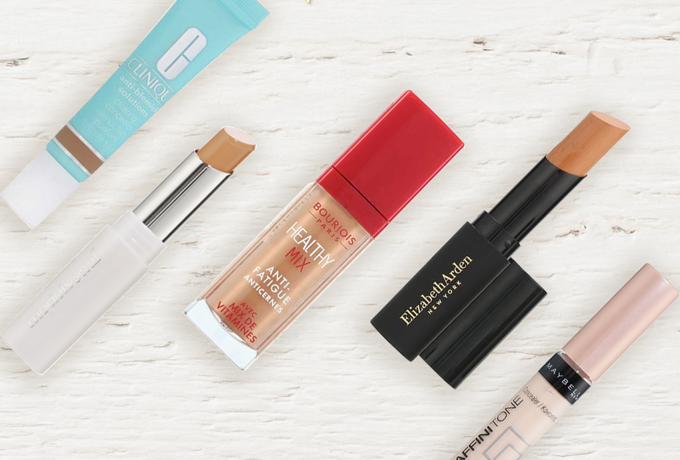Our Top 5 Concealers