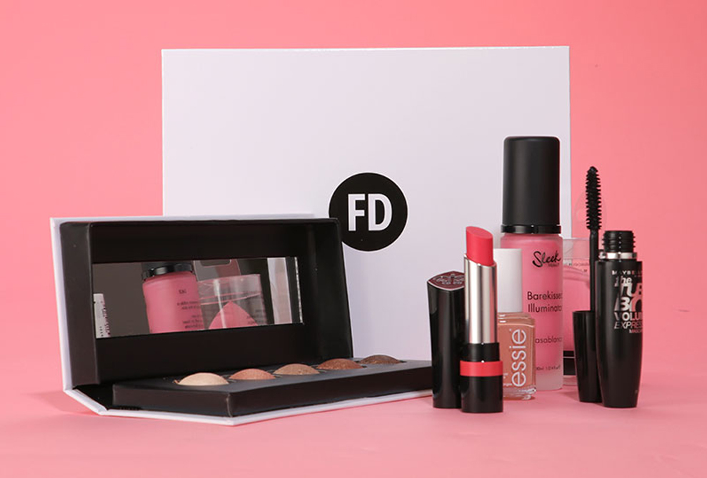 Introducing The FD Beauty Box!