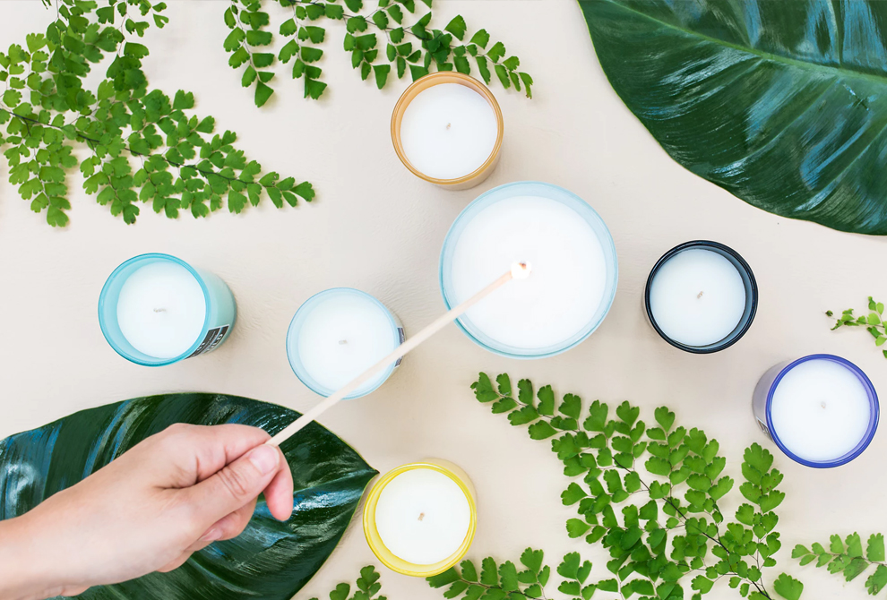 Refreshing Summer Candles to Spruce Up Your Home