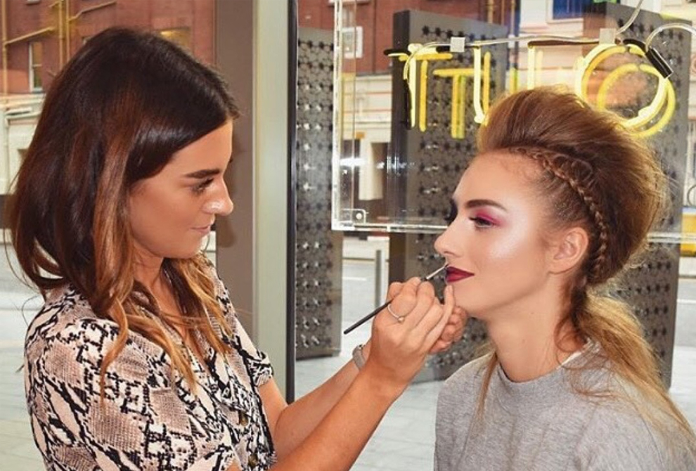 Q&A: MUA Becca Spills On Growing Up With Her Sights Set On Makeup And How Social Media Has Totally Changed The Game