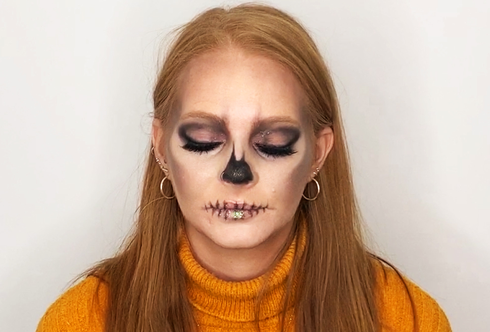 The Best False Lashes to Top Off Your Halloween Look (and how to apply them!)