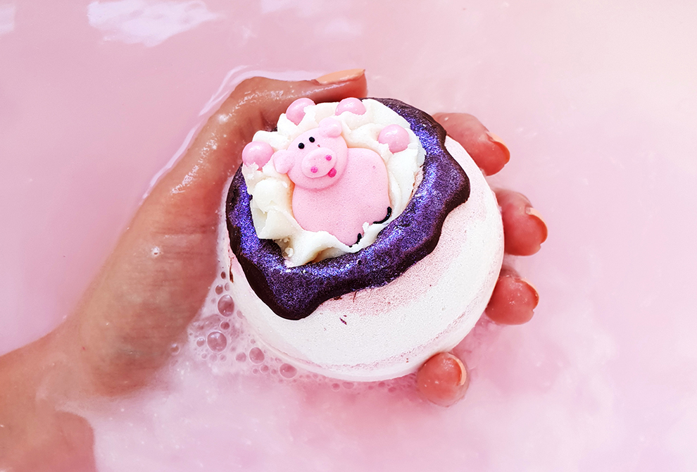 If You Like Lush, You'll Love This Fun Pamper Brand