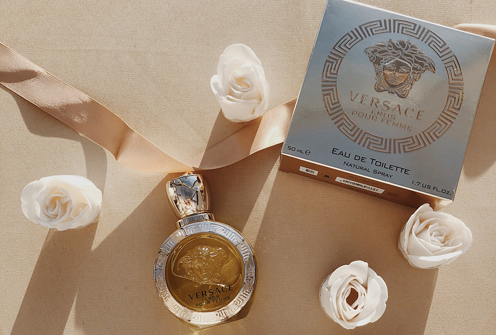 Versace Fragrances Everyone Is Loving Right Now