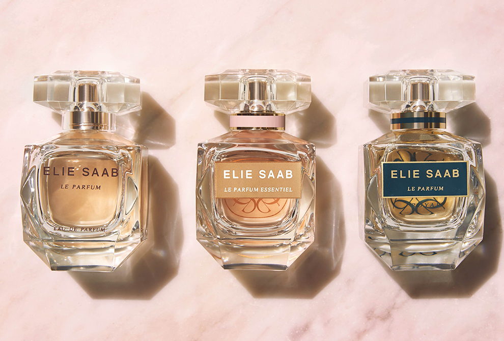 Find Your Signature Scent With Elie Saab