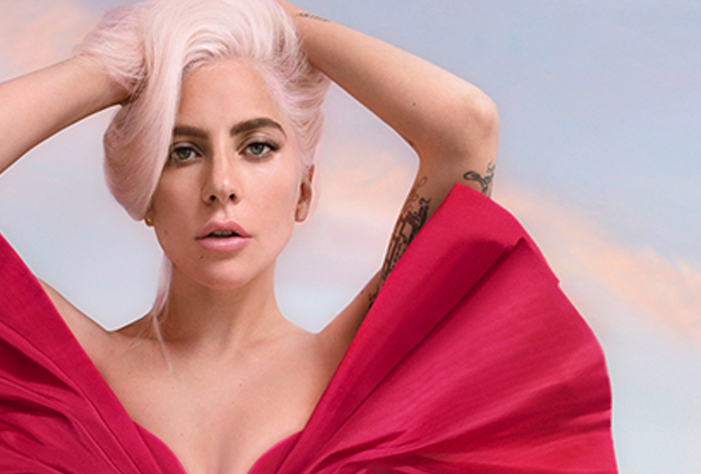 Lady Gaga Is The Face Of Valentino Voce Viva